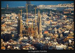 La Sagrada Familia (Santcer) Tags: barcelona espaa canon spain bcn gaudi gaud canon5d catalunya antoni catalua barna carmelo canonef100mmf28macrousm santcer sortidazz