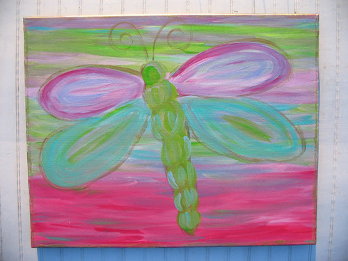 Abstract Butterfly / Dragonfly