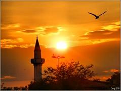 Yasak Sevimek! (CengiZ Ai) Tags: sunset supershot flickrcolour enstantane anawesomeshot goldstaraward olympussp570uz flickrlovers grouptripod yasaksevimek