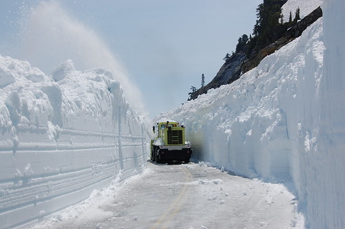 SR 542 Clearing Mount Baker Highway