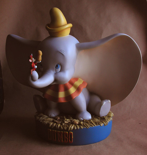 Dumbo and Timothy Mouse Big Fig