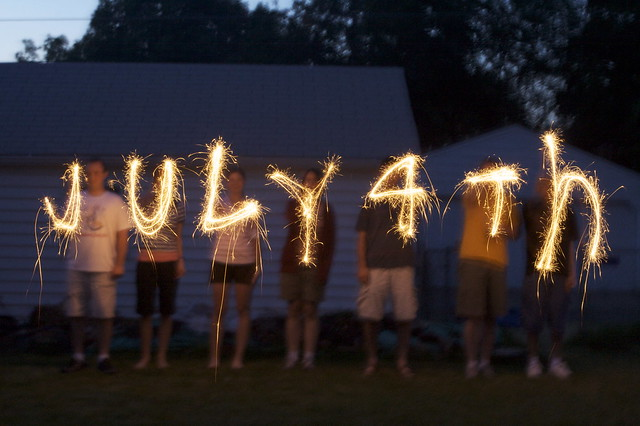 sparkler words