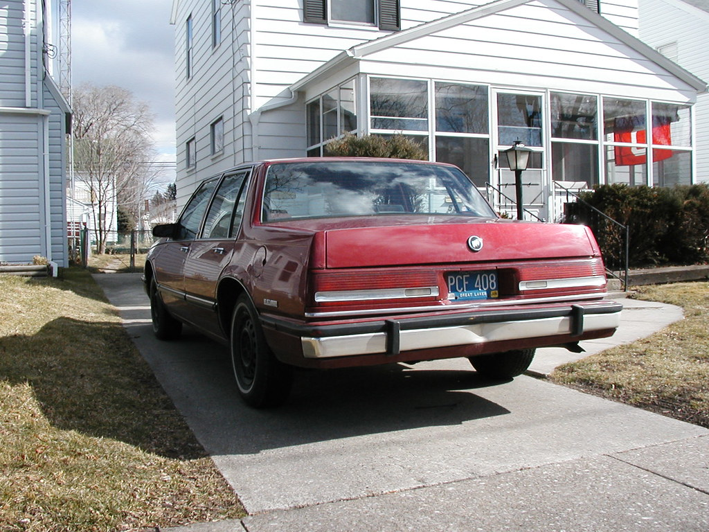 My past cars - the LeSabre