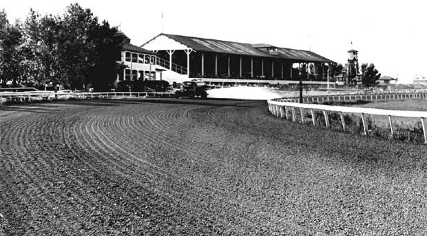 Polo Park Race Track