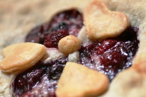 Detail of pie crust