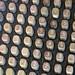 Broken comptometer keypad in the basement