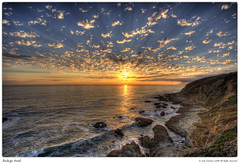 Bodega Head (Josh Sommers) Tags: ocean california sunset cliff beach clouds coast state head sonoma bodega hdr speckled supershot spreckled weekendamerica platinumphoto anawesomeshot