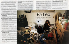 Paleo in Tape Op magazine