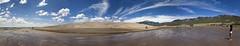 Sand Dunes Panorama (thelivingna) Tags: mountains creek de nationalpark sand san colorado pretty dunes valley co luis rana treeline greatsanddunes sangre christo tallest alamosa medano banerjee sandyho