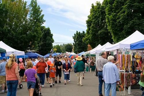 Santiam SummerFest in Stayton Oregon