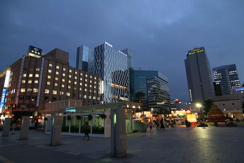 札幌駅前 by RafaleM