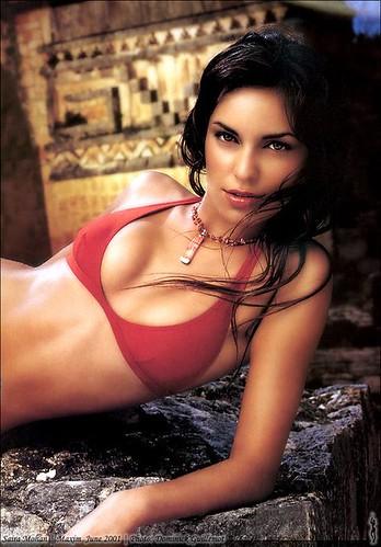 Canadian supermodel Saira Mohan