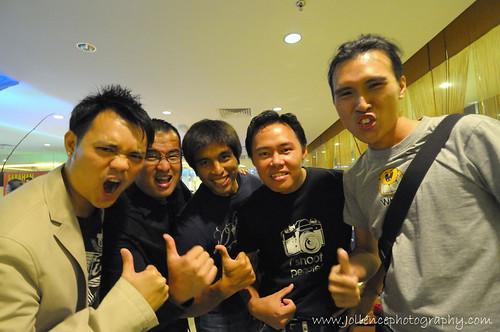 SBG Nikon team
