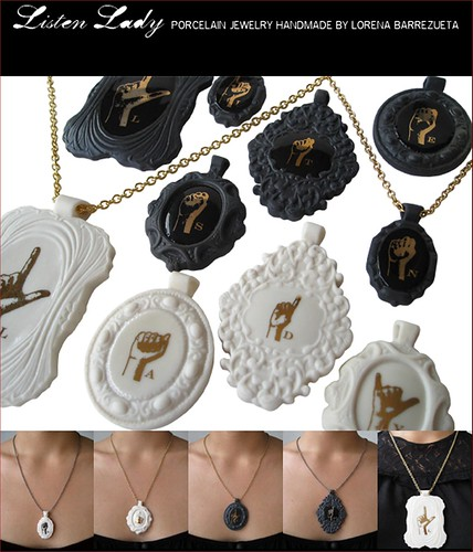 Lorena Barrezueta jewelry