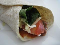 Mexi-Bean Burrito