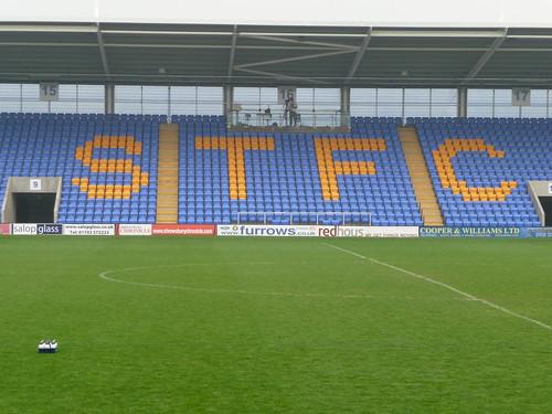 prostar stadium shewsbury