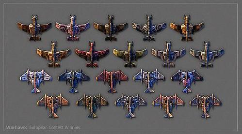 Warhawk - SCEE PaintSchemeWinners_Small