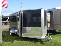 6.5x12 Thule Low Pro Aluminum Motorcyle Trailer, Wheel Chocks, All Possible Options, 2 Left - White or Black $5600 (Trailer Superstore!) Tags: west classic cars car landscape us aluminum all eagle pennsylvania c small duty dump utility cargo luggage diamond equipment motorcycle pro atv accessories trailer autos cu