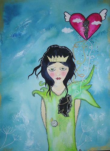 Petite Princesse au coeur détraqué