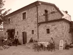 """Agriturismo """"Aia della Foresta"""" a Macchia Valfortore (CB) (Donato Testa) Tags: friends 15 agosto della 2008 amici aia agriturismo foresta ferragosto macchia selia pianisi valfortore"""