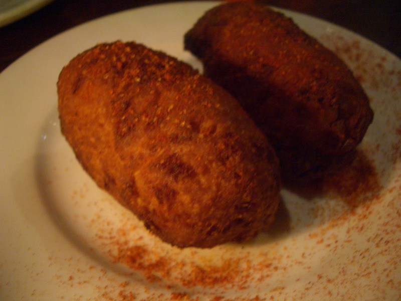 Basque fritters
