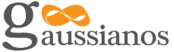 Logo con texto plano