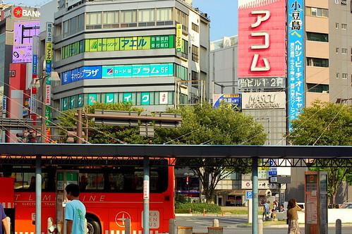 Okayama JR Station
