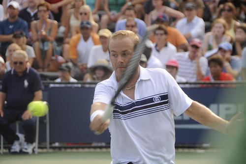 Olivier Rochus - Short volley