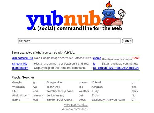 yubnub (by tenz1225)
