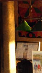 Detras de esa Esquina..... (Lagavulin2) Tags: espaa spain gijn asturias verano 2008 ordenadores reflejos lamparas asturies xixn flaga desdecasa platinumphoto anawesomeshot aplusphoto paololivornosfriends