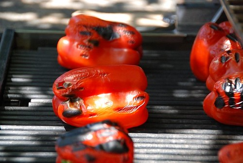 roast peppers stage 2