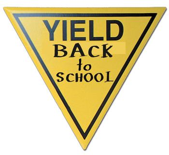 Yield Back to School