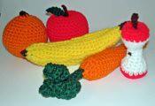 Crochet  Food Pattern