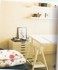 an hour at home (lorryx3) Tags: white ikea spareroom