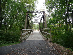 Railtrail bridge