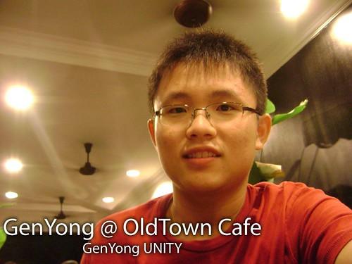 GenYong@OldTown Coffee