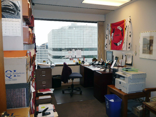 Old Office Before