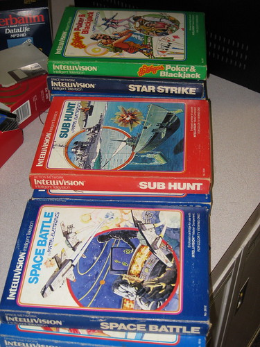 Intellivision Games