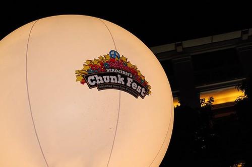 Ben & Jerry's Chunk Fest Balloon
