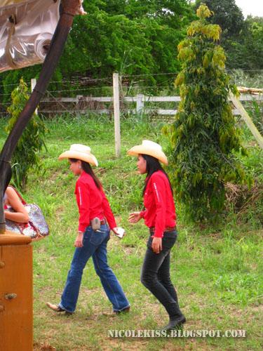 thai cowgirls