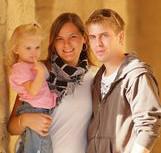 Fam. Rasmussen i Tunisia