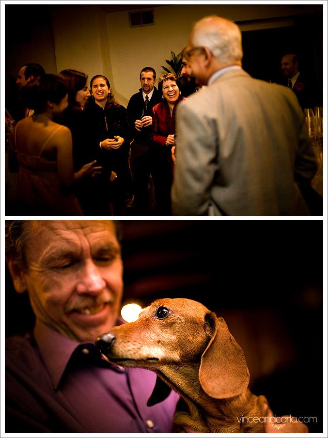 dog wedding culver events center