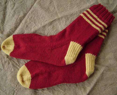 Sock #25 (52 Sock Challenge)