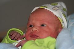 Sam awake (S&OR) Tags: baby awake