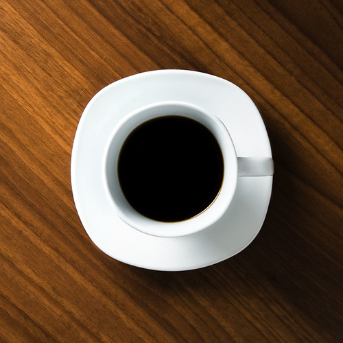Coffee by kwerfeldein.