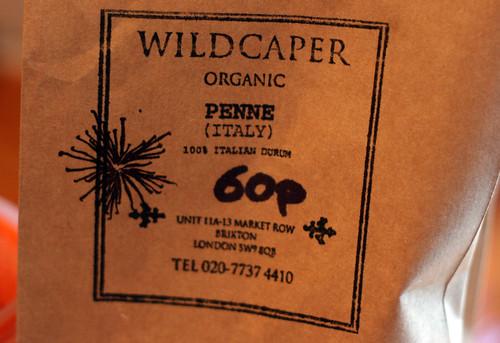 Wild Caper penne