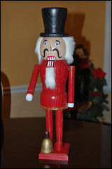Finished Red Nutcracker