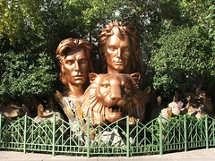 Siegfried & Roy's Secret Garden and Dolphin Habitat at the Mirage Las Vegas