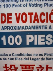 100 pies for voting!