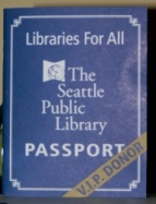 SPL's Library Passport